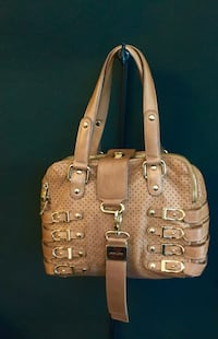 New Authentic Jimmy Choo Blythe tote perforated leather large Vancouver, V5Y 3V5
