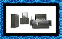 11pc Kate bedroom set with mattress Seat Pleasant, 20743