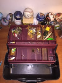 Tackle box Hedgesville, 25427