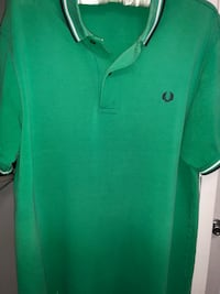 Fred Perry Large Polo Shirt  Miami Beach