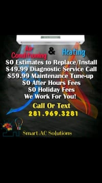 ac heating Houston