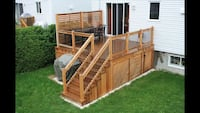 Patio repair and build terrasse  Laval