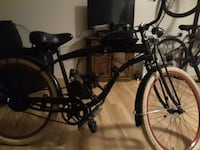 black and gray cruiser bike Knoxville, 37921