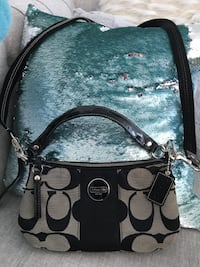 Coach bag EUC Langley, V3A 7T6