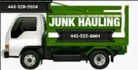 NEED SOMETHING HAULED TO THE DUMP???  OR MOVED? Forest Hill, 21050