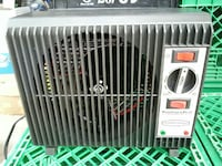 black and silver air cooler fan Toronto, M1G 2B7