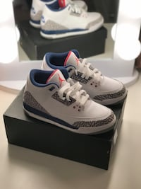 Air Jordan Retro 3's (Og True Blues) Altamonte Springs, 32714