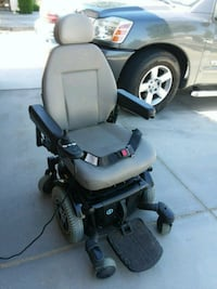 gray and black motorized wheelchair Lancaster, 93535