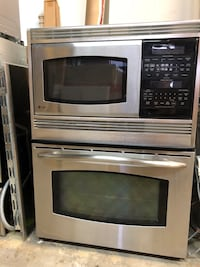 Oven and microwave combo BOCARATON