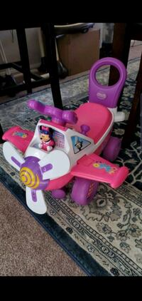 minnie mouse toy airplane Fort Meade, 20755