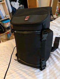 chrome messenger/camera bag Vancouver, V6B 1K8
