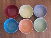 6 Mini Ceramic Bowls San Tan Valley