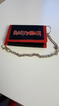 Cartera Billetera IRON MAIDEN Barcelona, 08028