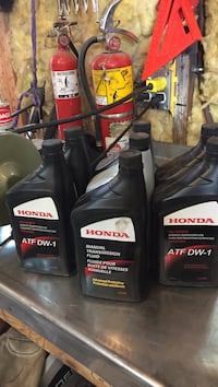 Manual/automatic transmission oil New Westminster, V3L 3S4