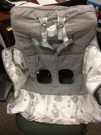 Baby high chair and shopping cart cover Charlotte, 28277