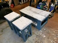 Coffee table sn endstand set  Inwood