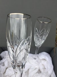 Waterford Crystal Champagne Flutes Winchester, 22601