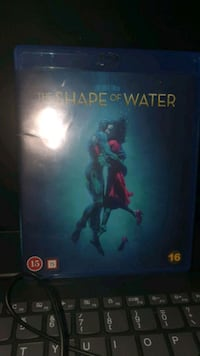The Shape of Water blu ray DVD  Stovner, 0986