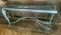 PATINA WROUGHT IRON ENTRY TABLE Scottsdale, 85260