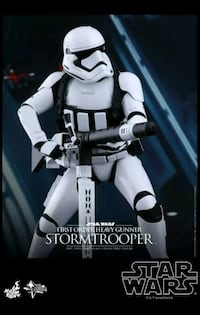 Hot Toys Star Wars Heavy Gunner Stormtrooper 1/6 Scale Collectible