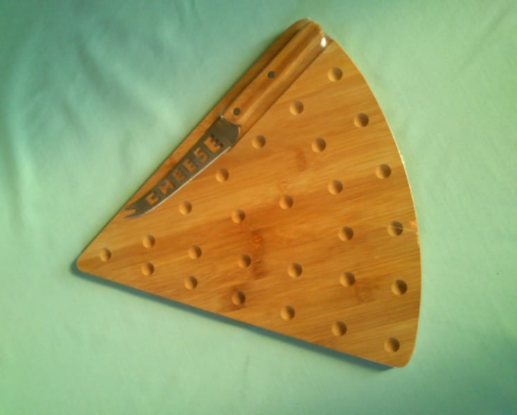 "New Bamboo ""Cheesy Board"" 1"