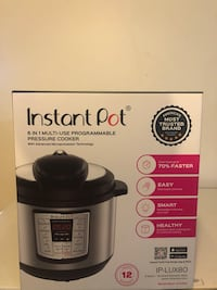 Instant Pot 6 in 1 Sherwood Park, T8A 0T3