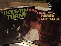 Ike & Tina - LP's plus more Cornelius