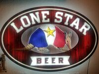 Lonestar LED sign. New condition.