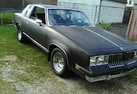Oldsmobile - Cutlass - 1986 Youngstown