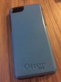 Original OtterBox Commuter for iPhone 6 (blue)