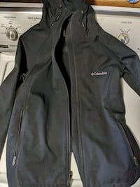 Women's Columbia water-resistant jacket  Vancouver, V6B 1S4