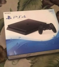 black Sony PS4 game console box Los Angeles, 90016
