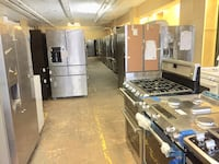 New Appliances $599 and up Englewood, 07631