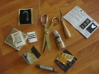 Sewing kit and more VANCOUVER