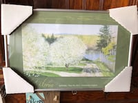 Apple Blossom Painting   Palmyra, 04965