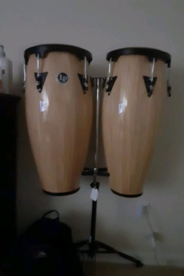 Set of LP congos Barely Used come get them 32fd47f0-9b7a-43b1-8a6a-387cd32d4eb4
