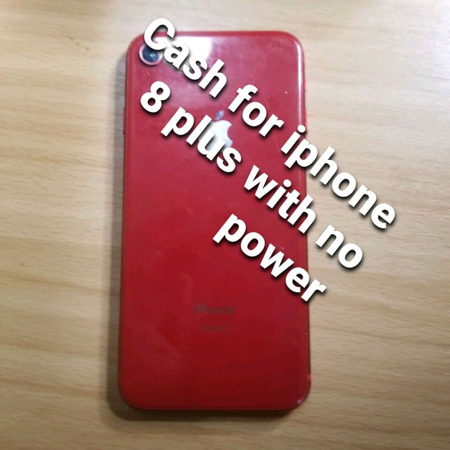 iPhone 8 plus with no Power