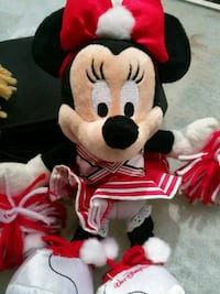 white and black Mickey Mouse plush toy Laurel, 39443