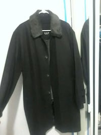 black button-up long-sleeved shirt Fairfax, 22030