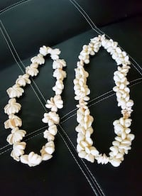 Seashells necklaces for beach party or Decorative Clearwater, 33764