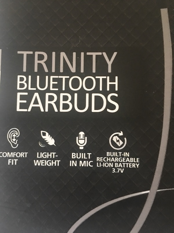 Bluetooth earbuds 2