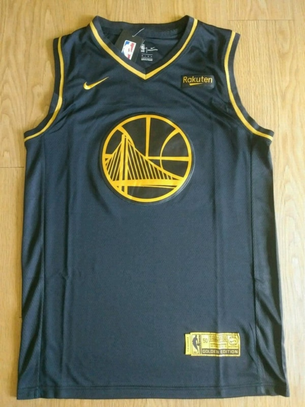 premium selection 252be 85f60 MENS STEPH CURRY WARRIORS JERSEY L