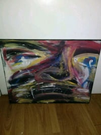 Emotions painting 16x20