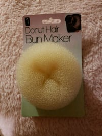 Donut hair bun maker  Baltimore, 21225