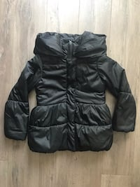 Girls Puffer Coat (5/6)