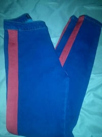 jeans size SMALL