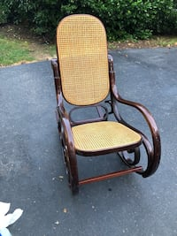 Wooden Rocking Chair Falls Church, 22042