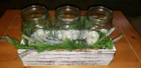 Battery operated candle centerpiece  Wilmington