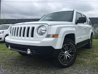 Jeep - Patriot - 2017 Sainte-Thérèse