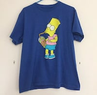 simpsons graphic tee Daphne, 36526